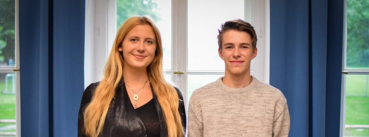Perfect scores for two Munich International School students