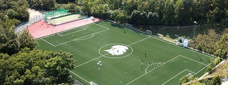 New Sports Facilities Unveiled at the The American International School · Vienna