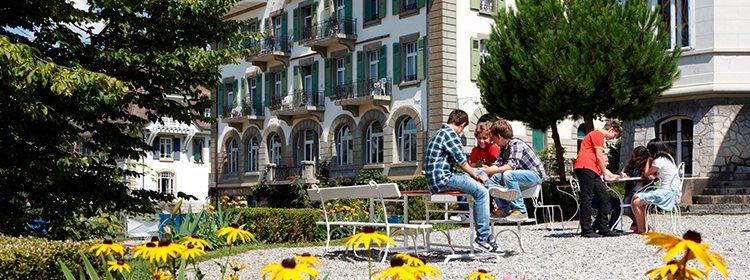 Brillantmont International School Lausanne, Switzerland celebrates its 135th anniversary.