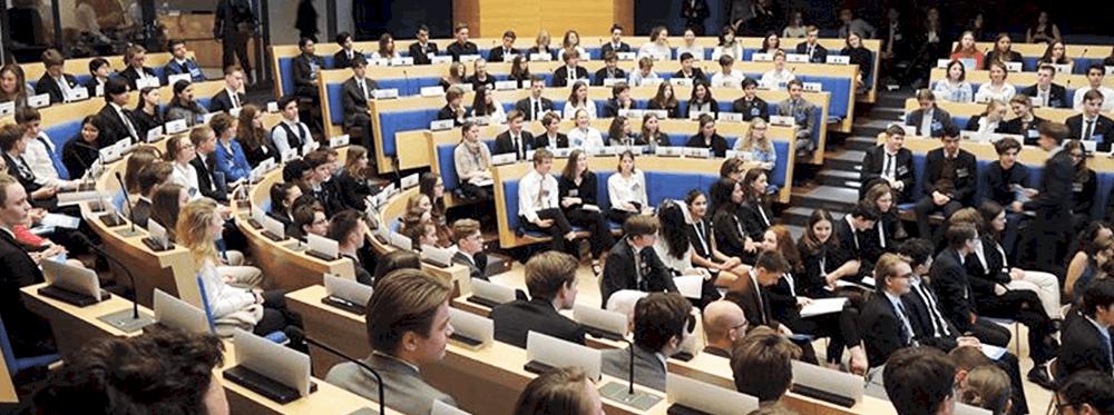 BERMUN2 Conference 2019