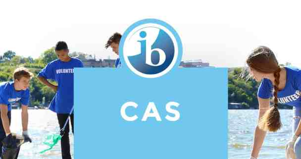 What is IB CAS (Creativity Action Service)?
