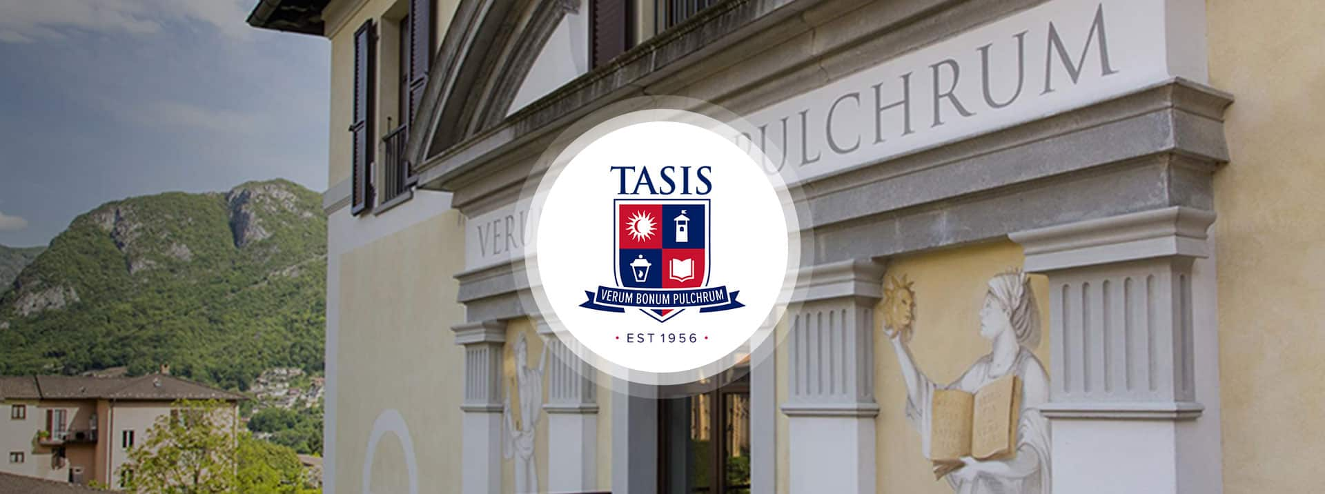 Introducing the New TASIS Crest