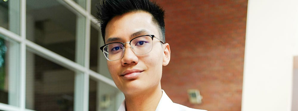 RIS student tackles a real-life problem with coding