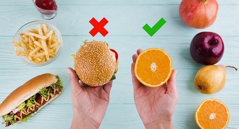 Факторы нездорового питания