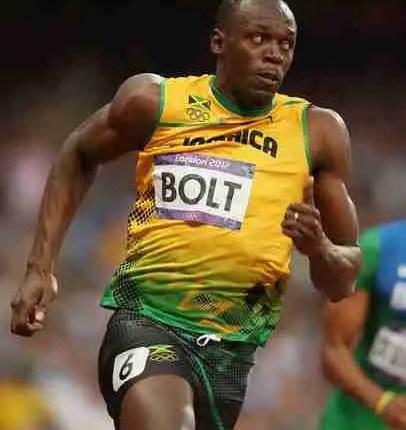 Bolt runs impressive 9.85 to win in London