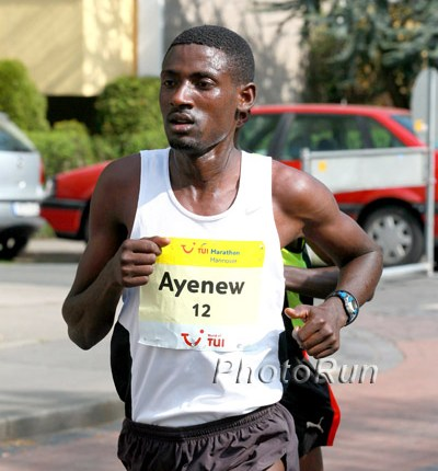 TUI Marathon Hannover: Former champion Evans Ruto returns