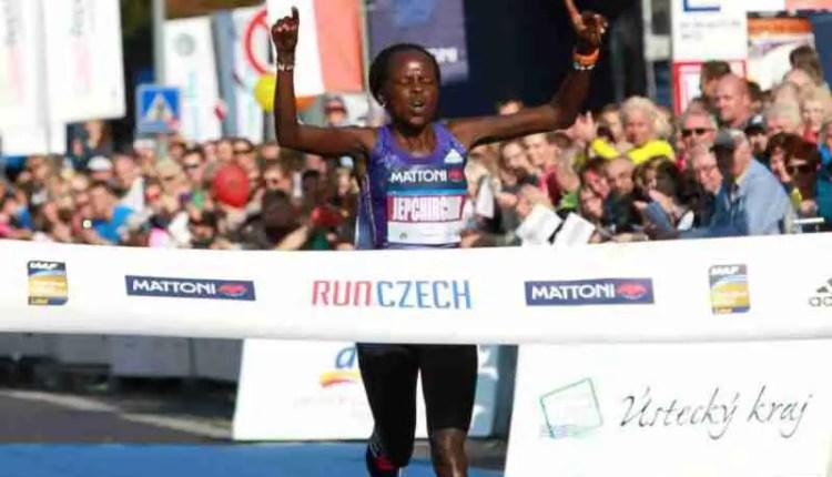 Peres Jepchirchir Breaks Mattoni Usti nad Labem Course Record
