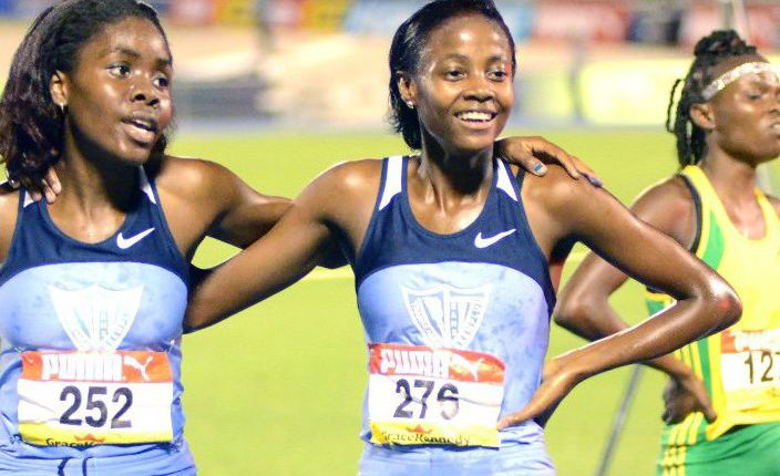 Jamaica Champs 2016 Day Two Points and Standings
