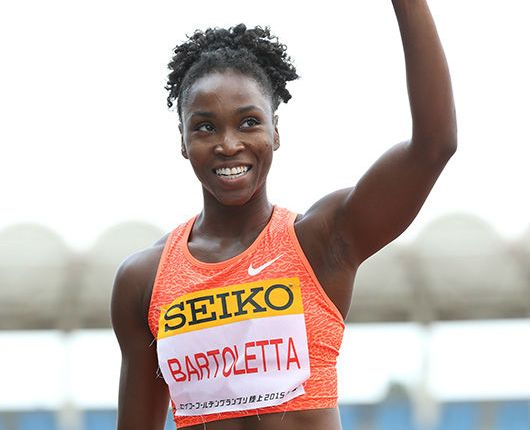 Reese vs. Bartoletta Headlines Prefontaine Classic Women's Long Jump