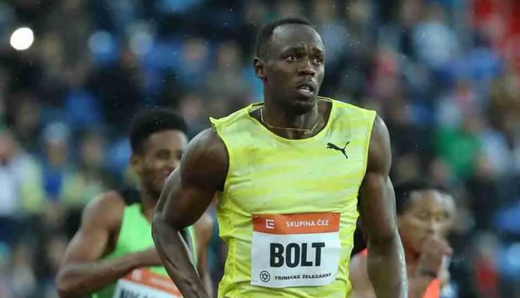 Bolt Runs 9.98 To Win 100 at Golden Spike