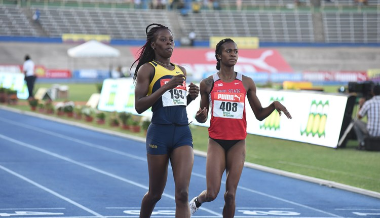 Jamaica Olympic Trials Day 2 Results