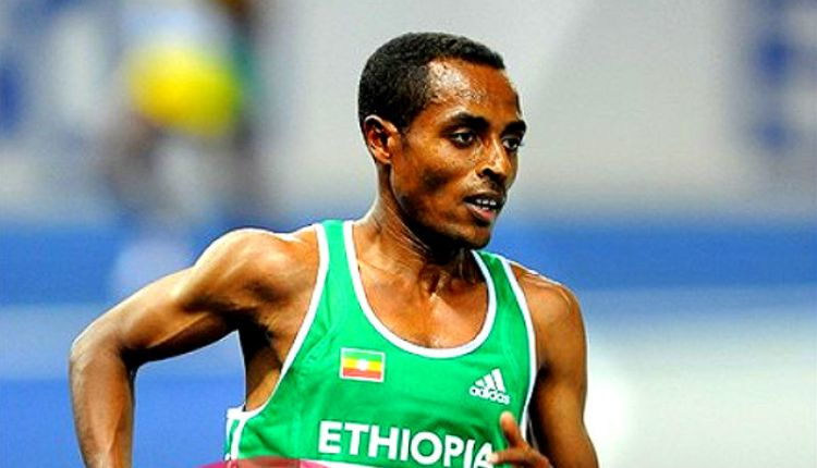 Watch Kenenisa Bekele Attack World Record in Dubai Marathon