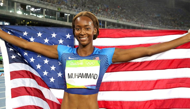 Olympic Champ Dalilah Muhammad Excited For NYRR Millrose Games