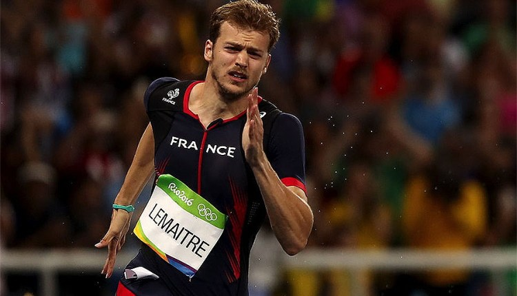 Christophe Lemaitre Headlines France IAAF World Relays Team