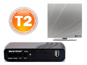World Vision T62D + ARU-02
