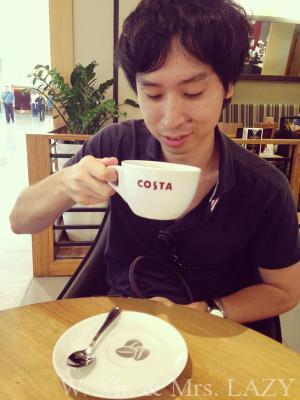 costaコーヒー