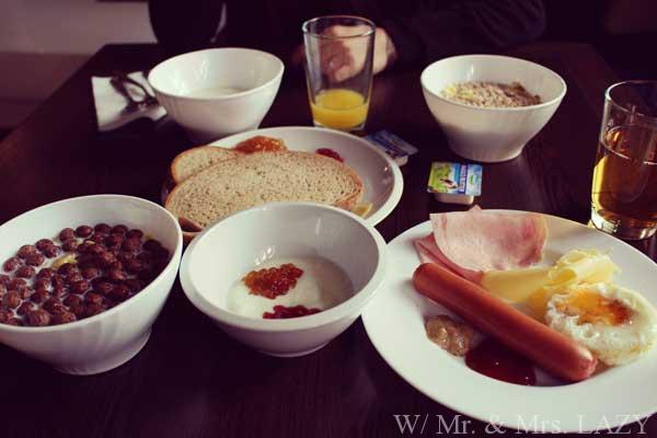 4.5朝食