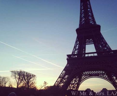 フランス5日目後半~パリ~
