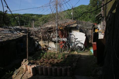 韓国 ソウル 九龍村