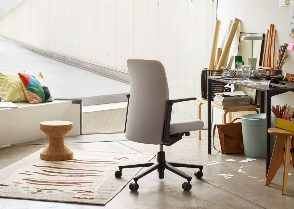 The Pacific Chair, photographed by Vitra.