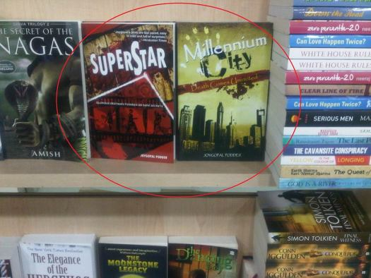 Covers of Superstar and Millennium City