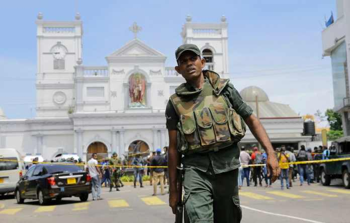 Explosions kill at least 138 in Sri Lanka on Easter Sunday