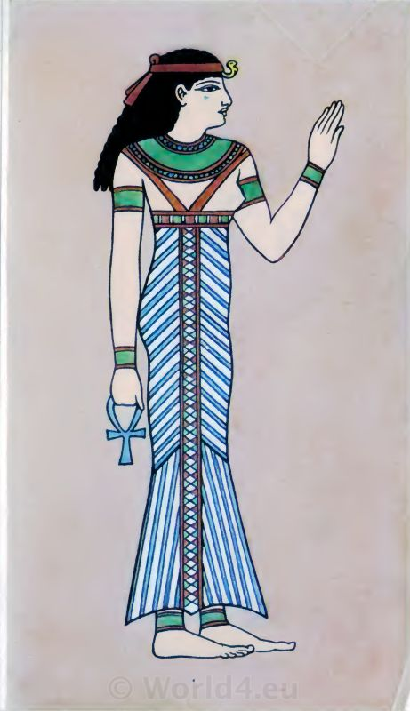 Ancient Egyptian costumes