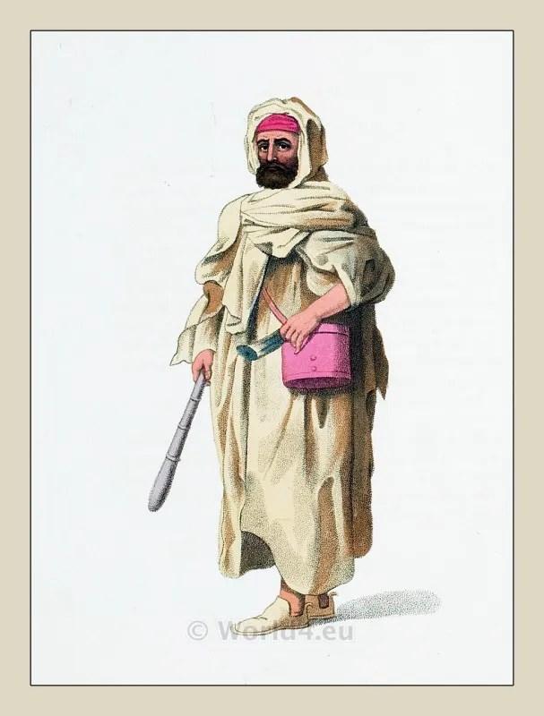 Bedouin, costume, Arabia, Ottoman Empire