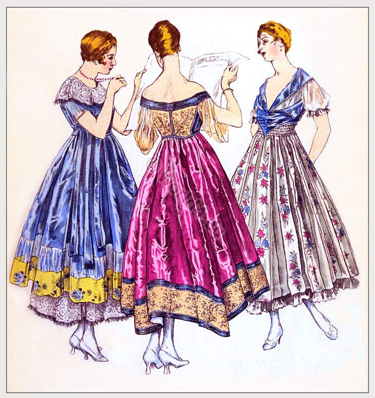 Belle Epoque Fashion Archive Costume History
