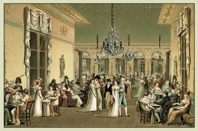 The Salons of Paris. Le Grand Salon de Frascati.