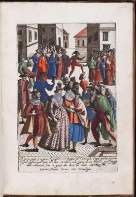 Italian Renaissance costumes. Venice Carnival Masquerade. Carnival Costumes 16th Century fashion.