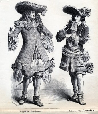 Mousquetaire, Infantry, Guard, Baroque, Nobility, French, costume, fashion history, historical, dress, 17th century, Louis XIII