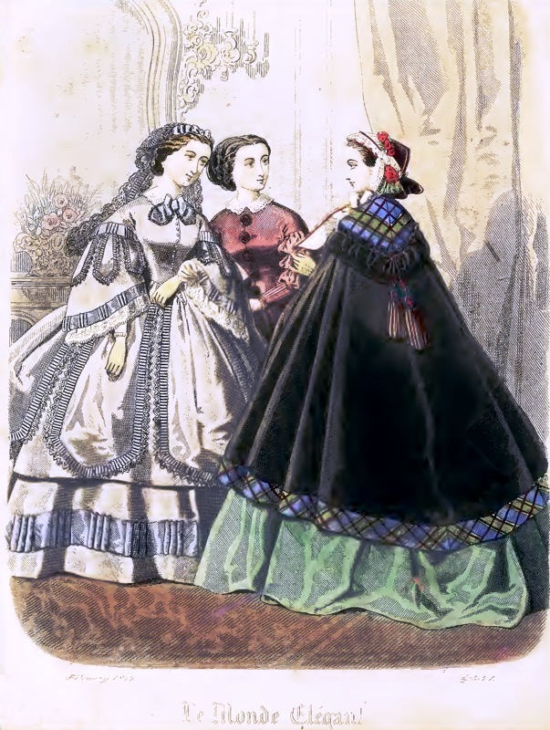 "an analysis of the victorian style of clothing in england Reason and fashion had no relation during the victorian era, skirts grew so   victorian fashion was also was channeled in victorian england as a sign of  "" for decades, feminists have analyzed how fashion operates as a."