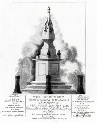 The Monument. The Peninsula War