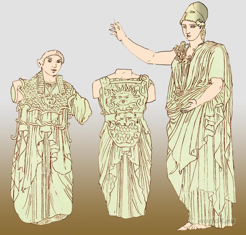 Ancient Greece Costume History