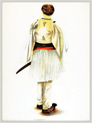 Romanian National Costumes