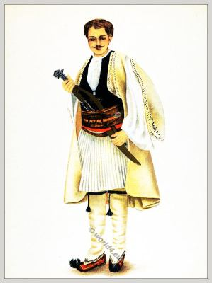 Romanian National Costumes