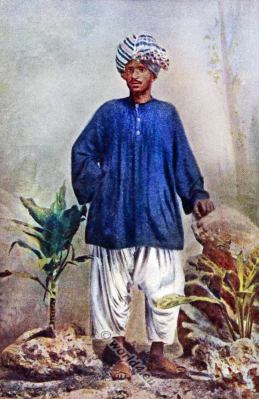 National costumes of Afghanistan
