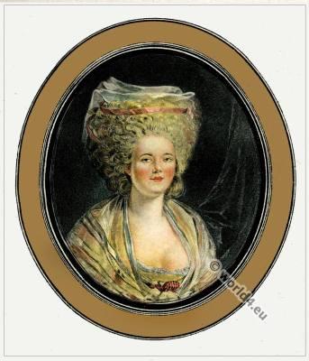 Rose Bertin, Rococo, Fashion, Versailles