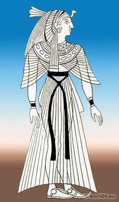 Ancient Egypt Queen costume.