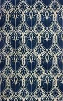 Italian renaissance fabric. 15th century fabrics design at Louvre. According to Jean de Fisole. Middle ages textil.