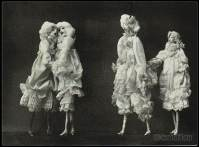 Dolls for the showcase. Lotte Pritzel. Art doll Artist. Art Deco costume dolls.