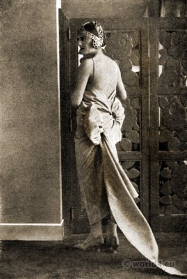 Paul Poiret. Salon Oriental. Art deco. Costume. Fashion