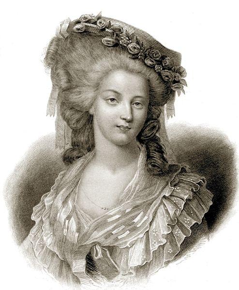 Costumes Baroque, Rococo period 1650-1800. Headdresses. Marie Antoinette fashion. French Ancien Régime fashion