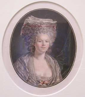 Rose Bertin. French couturier. Rococo Fashion costumes. Marie-Antoinette dressmaker