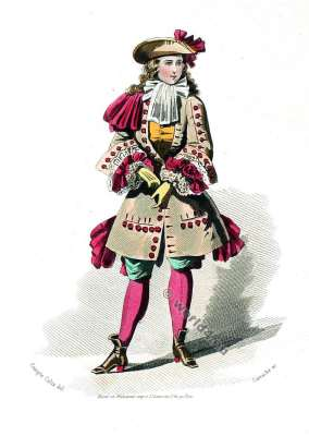 Page, Louis XIV, Fashion, history, baroque, 17th, century, Versailles,