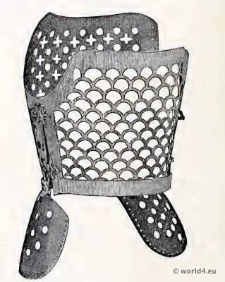 Queen Elisabeth I., Corset of Steel. 16th century underwear. Medieval Bodice. Renaissance fashion.