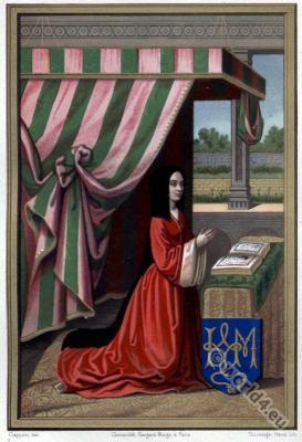 Anne of France. Madame la Grande. Renaissance fashion history.