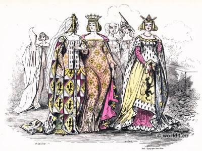 Medieval, Bel, Philip IV, middle ages, fashion, history
