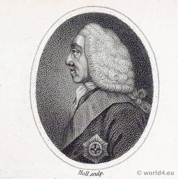 Philip Dormer Stanhope. Earl of Chesterfield. British statesman, diplomat